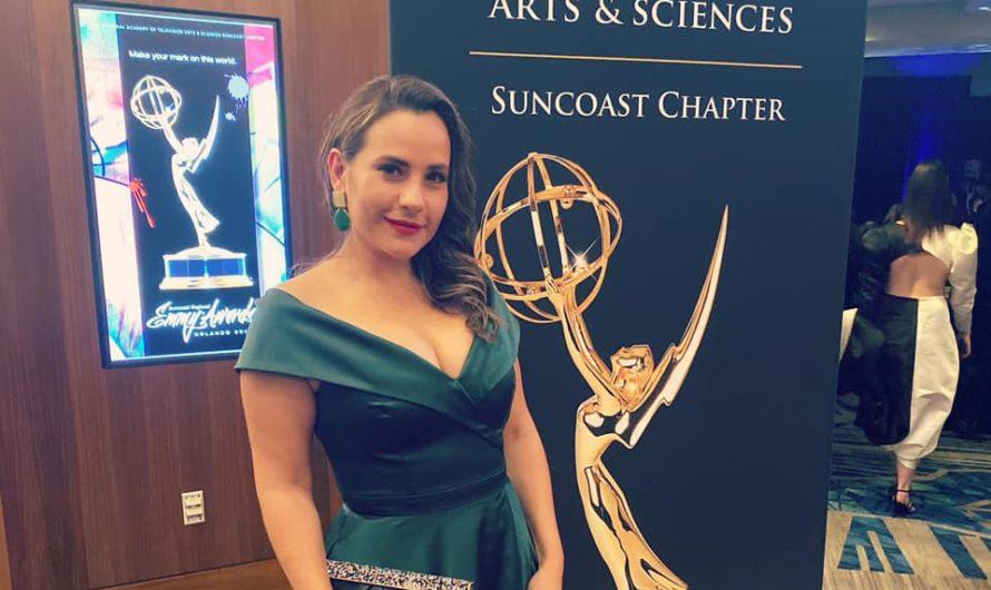 Periodista Leana Astorga dedica premio a Nicaragua